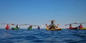 Kayak yoga