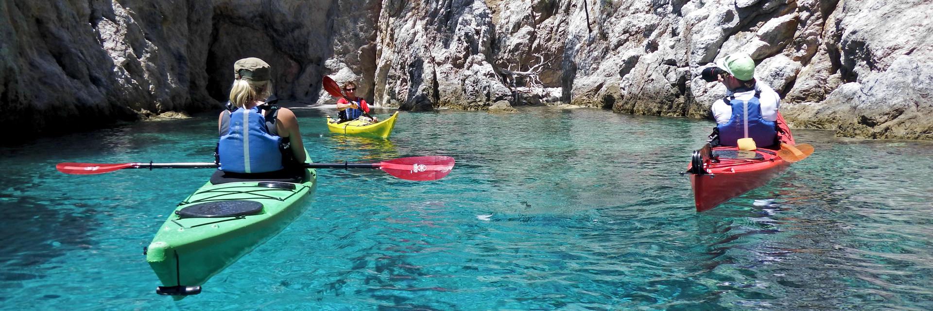 Media about kayaking