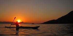 Perfect Skopelos sunset