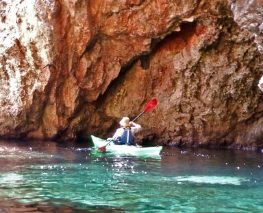 Sea kayaking videos