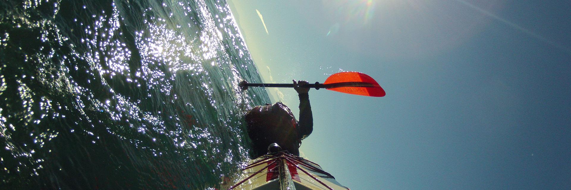 Sea kayak courses