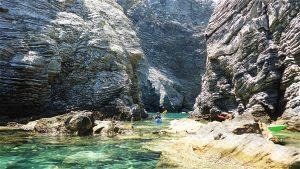 sea kayak coaching week
